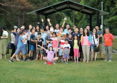 夏季社区活动