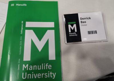 Manulife Elite Conference